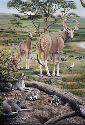 Extinct African Animals