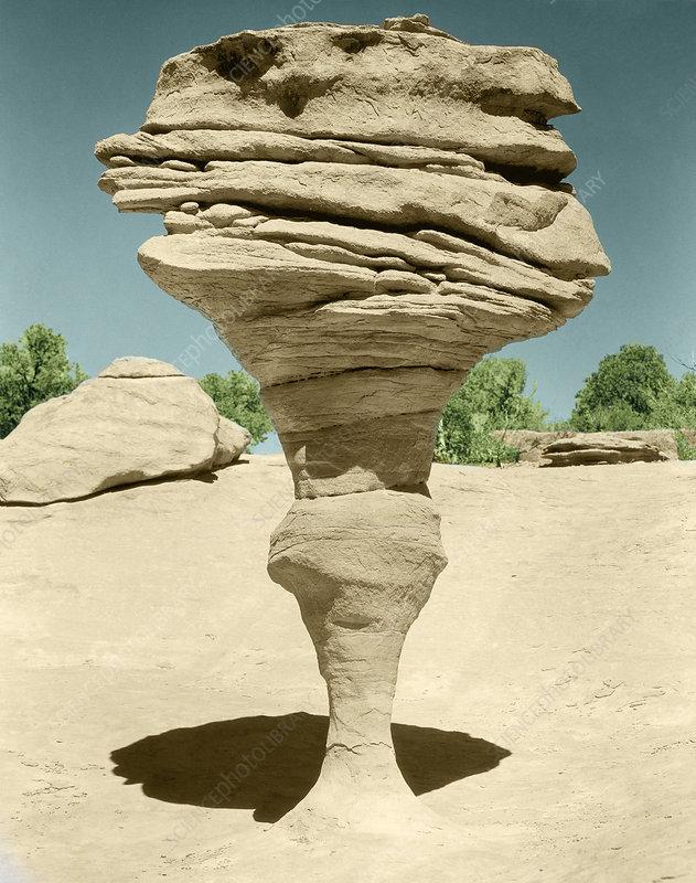 Rock Formation, Utah National Park