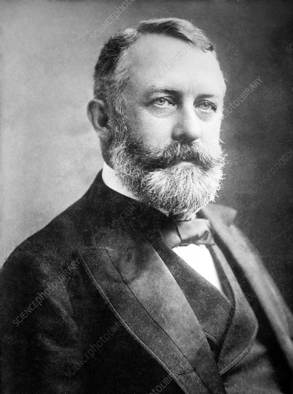 Henry Frick, American industrialist