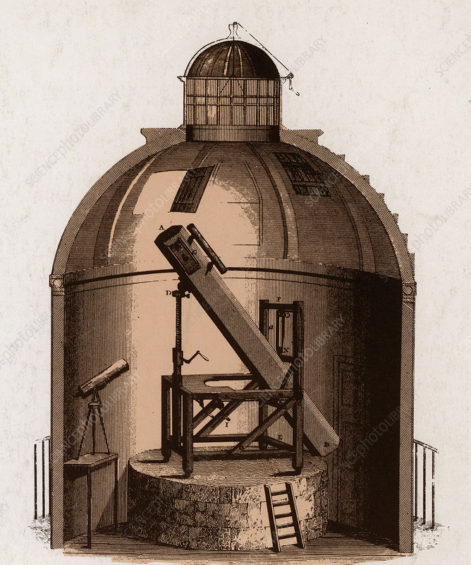 William Herschel's telescope