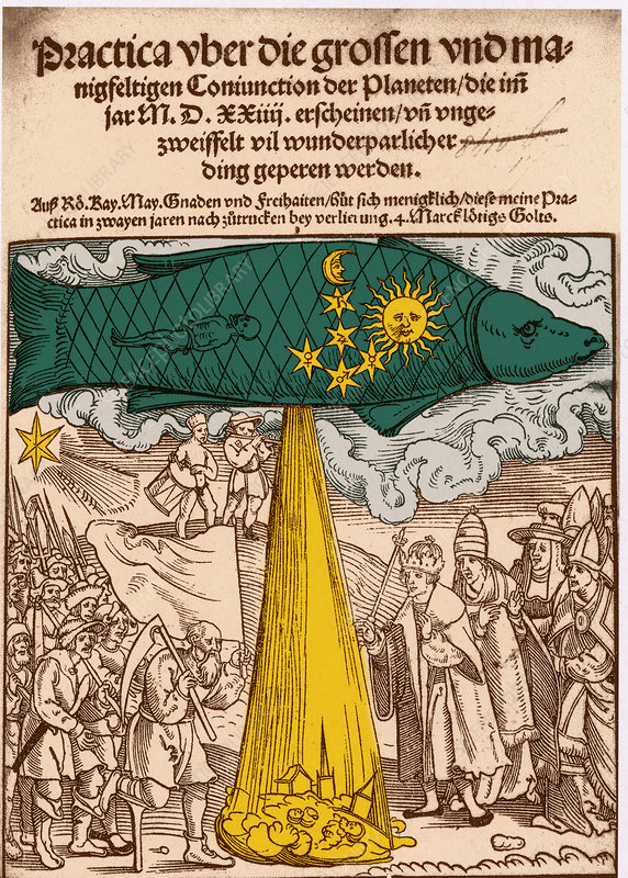 The predicted floods of 1524