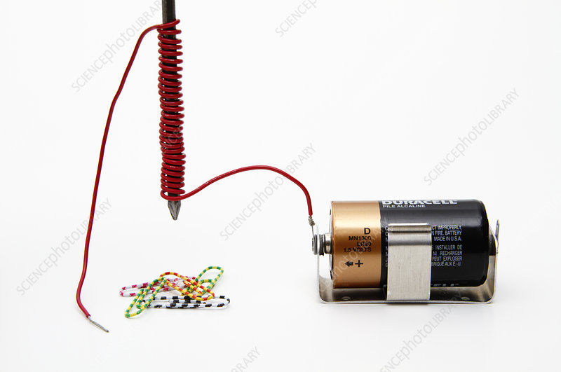 Electromagnet Demonstration