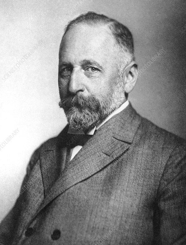 Richard Willstatter, German chemist