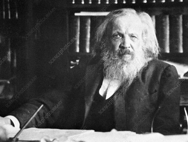 Dmitri Mendeleev Essay | Essay