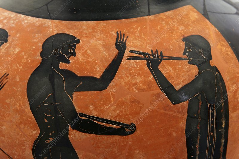 Ancient Greek vase