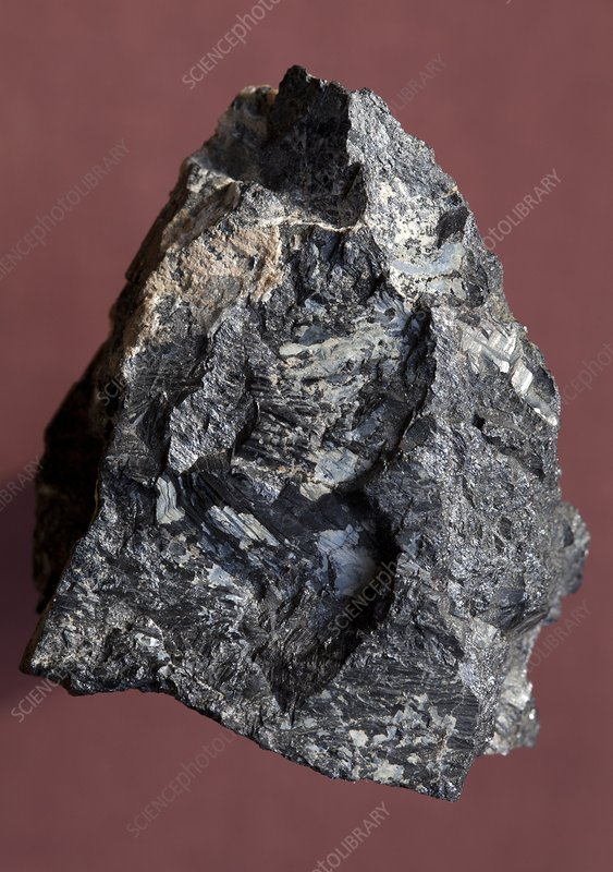 Tantalite mineral