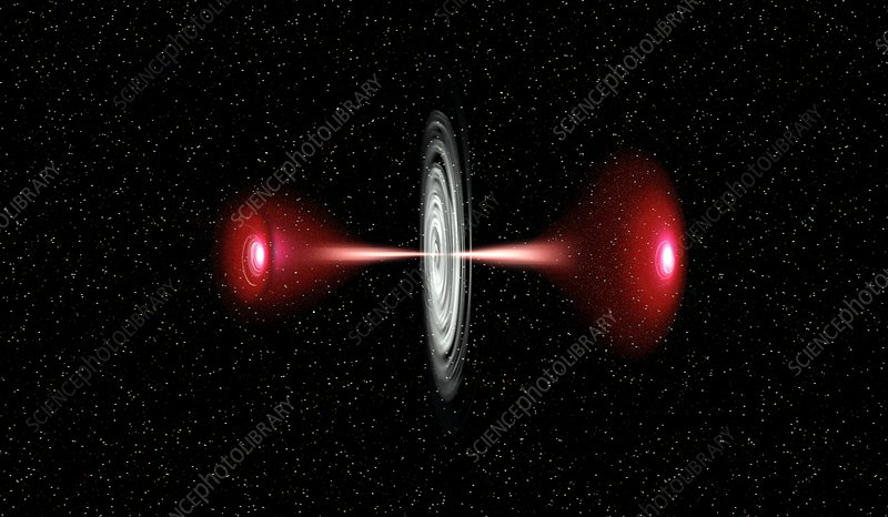 Wormhole Stock Image C009 7253 Science Photo Library