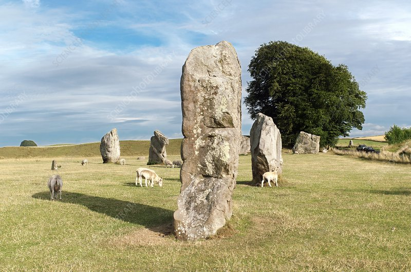 Neolithic standing stones