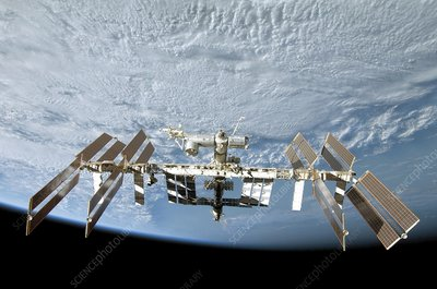 International Space Station, 2009