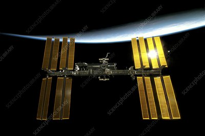 International Space Station, 2010