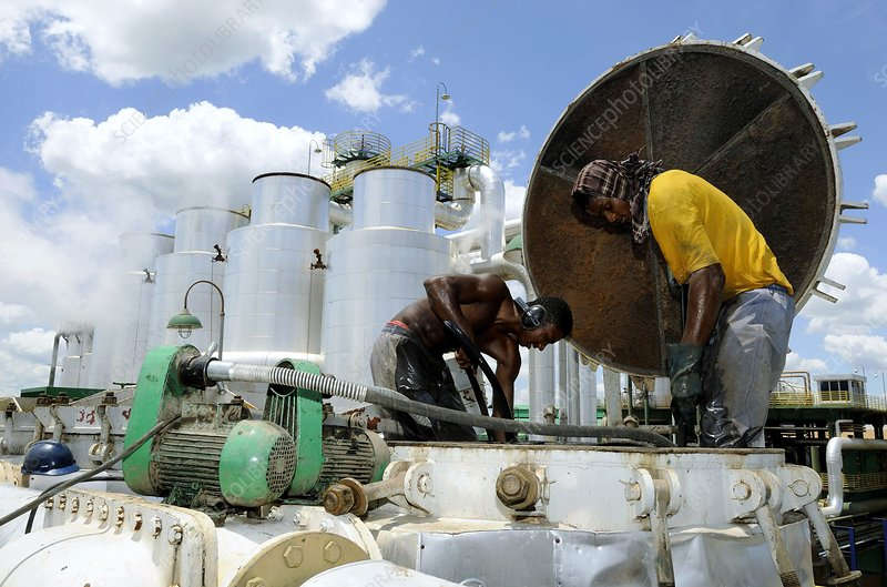 Biofuel production, Brazil