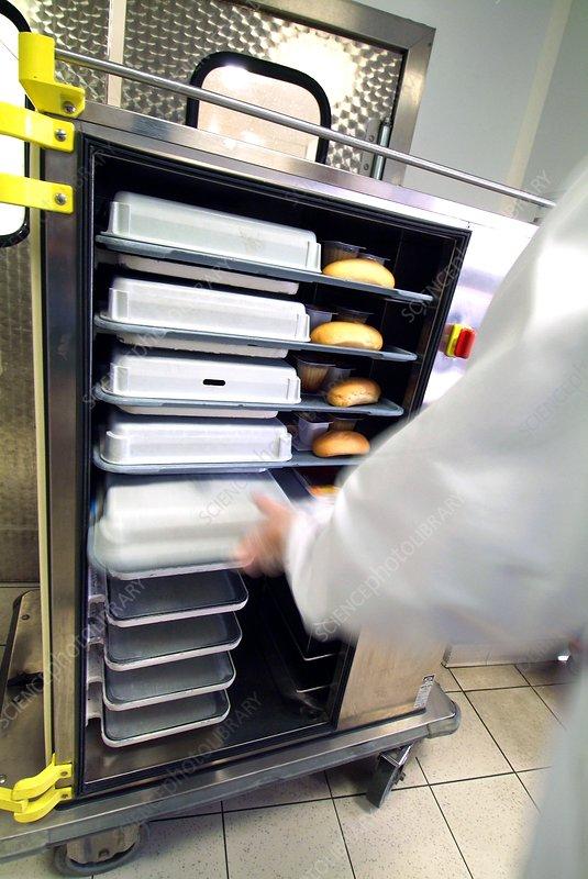 Hospital meal preparation
