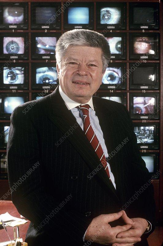 Sviatoslav Fyodorov, Soviet eye surgeon