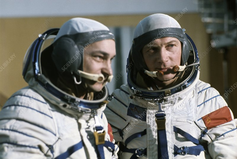 Soyuz 31 crew
