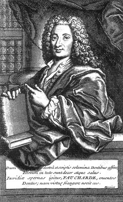 Pierre Fauchard, French dentist