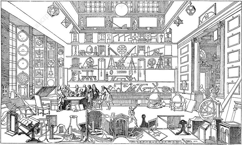 French Academy of Sciences, 17th century