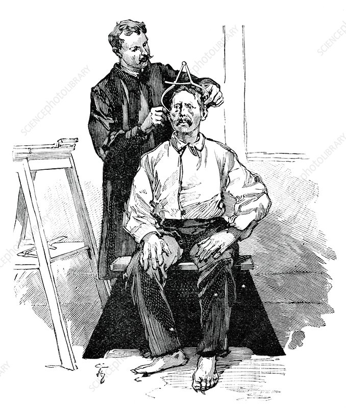 Anthropometry, 19th century