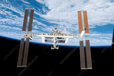 International Space Station, 2007
