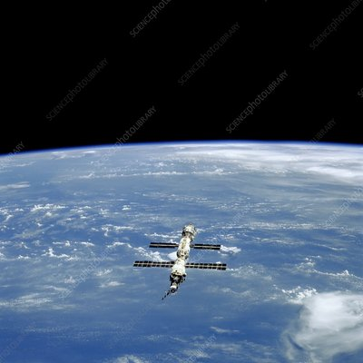 International Space Station, 2000