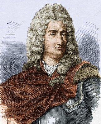 Charles Dufay (du Fay)1698-1739