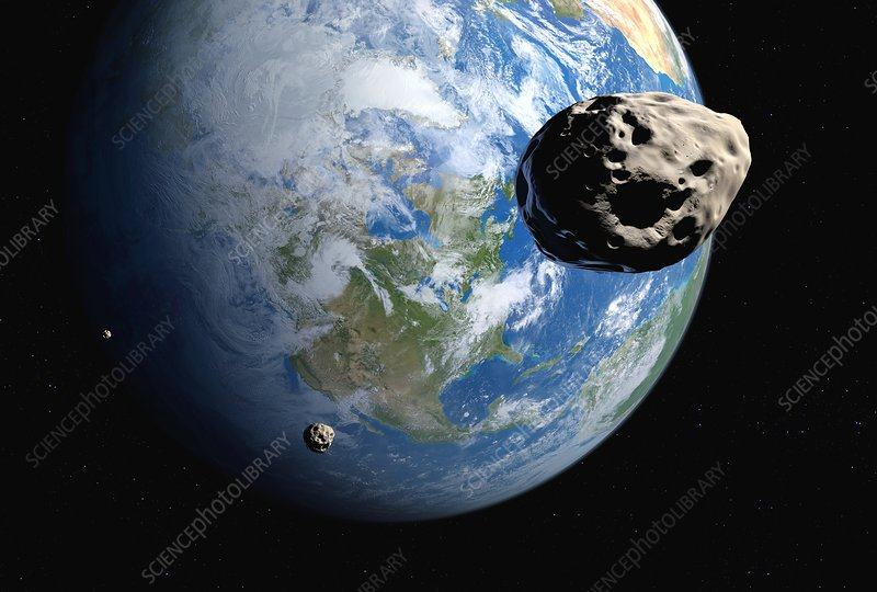 Fix Pacifica: Asteroid comes close to Earth Tuesday 11/8 ...