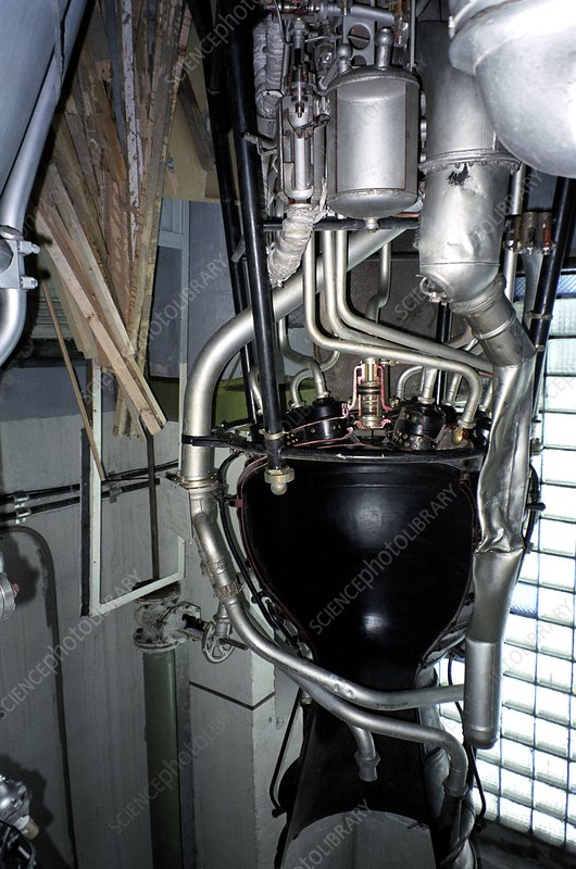 R-1 Soviet rocket engine