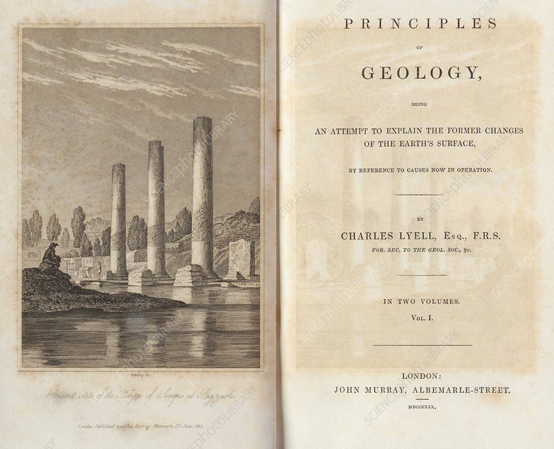 Principles of Geology (1830)
