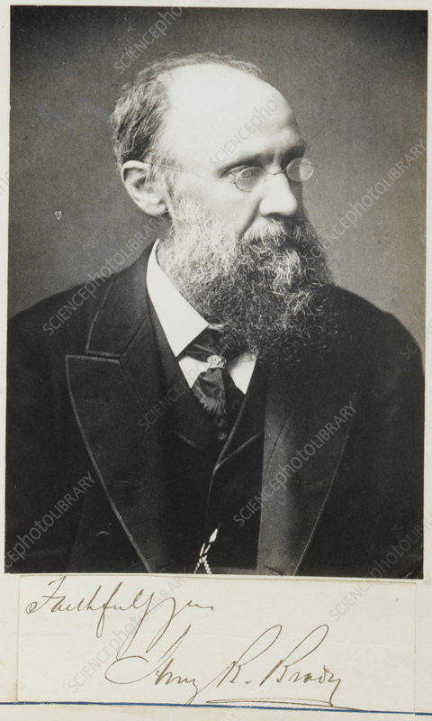 Henry Bowman Brady, English zoologist