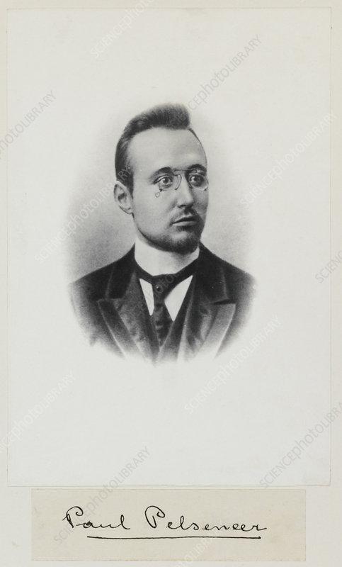 Paul Pelseneer, Belgian zoologist