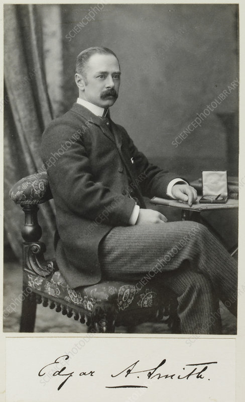 Edgar A Smith, British zoologist