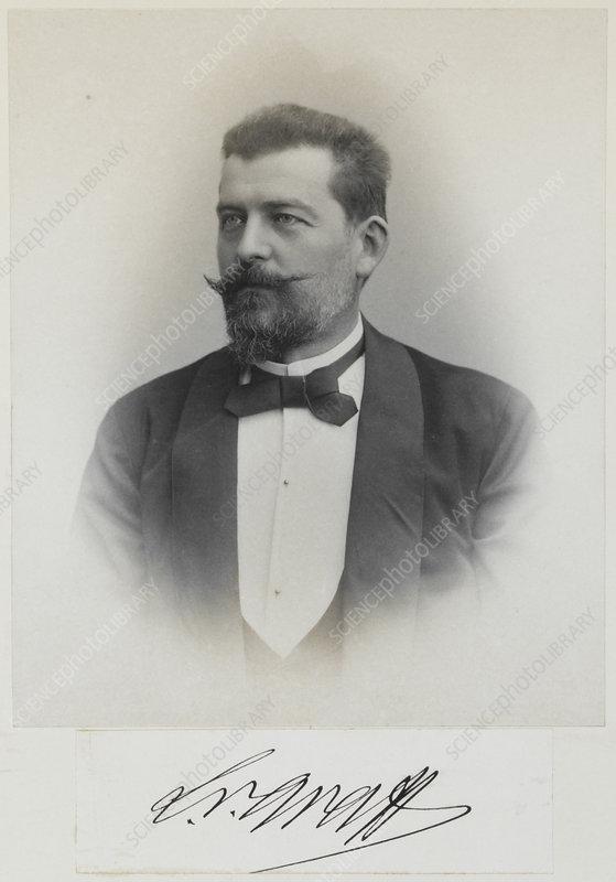 Ludwig von Graff, Austrian zoologist