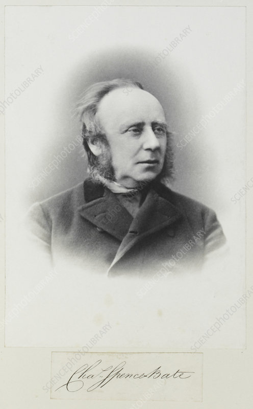 Charles Spence Bate, British zoologist