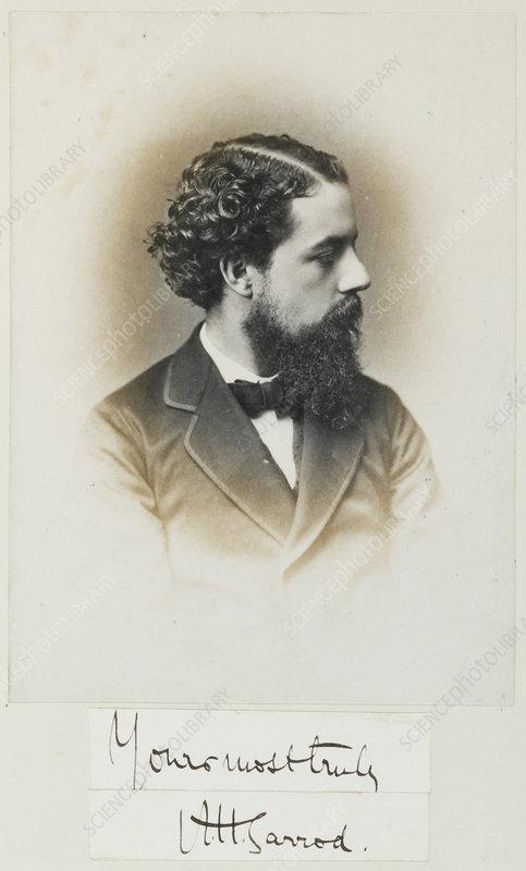 Alfred Garrod, British zoologist