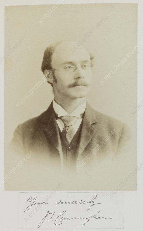 Joseph T. Cunningham, zoologist