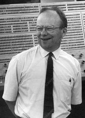 Wolfgang Panofsky, German-US physicist