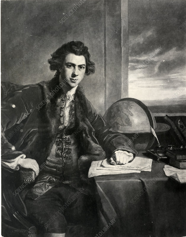 Joseph Banks, English naturalist