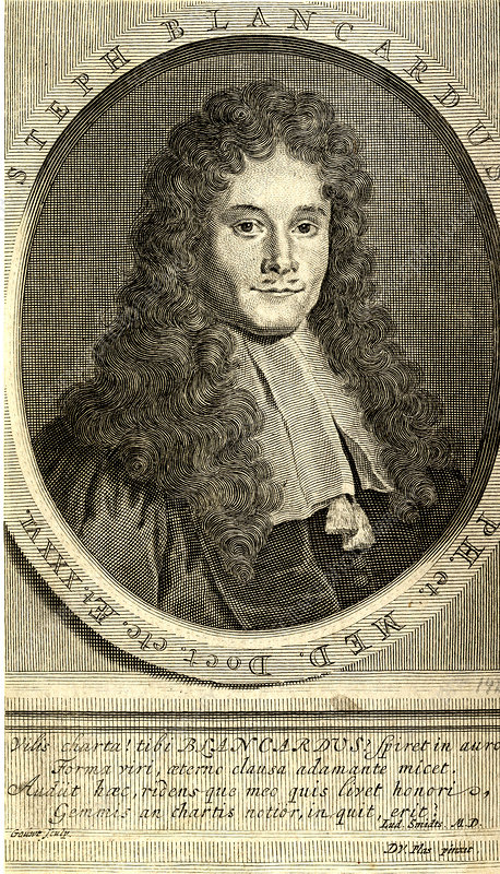 Steven Blankaart, Dutch physician