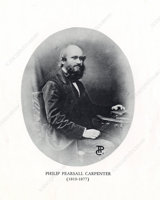 Philip Carpenter, British naturalist