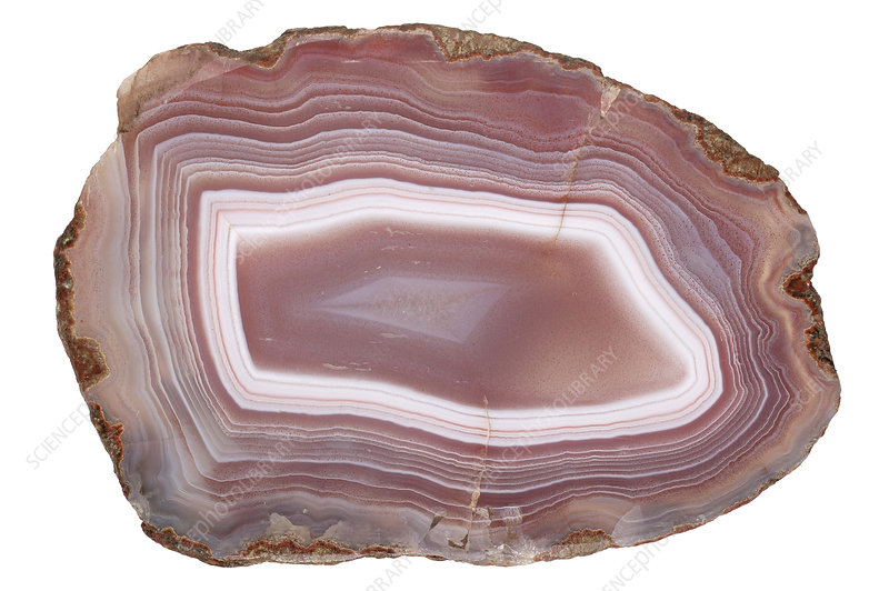 Agate stone patterns