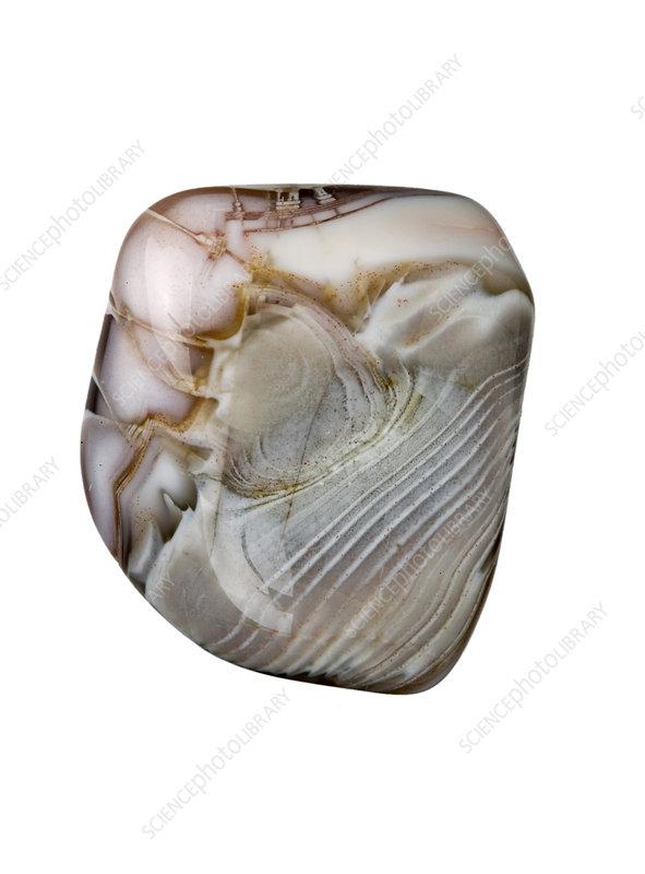 Botswana agate stone
