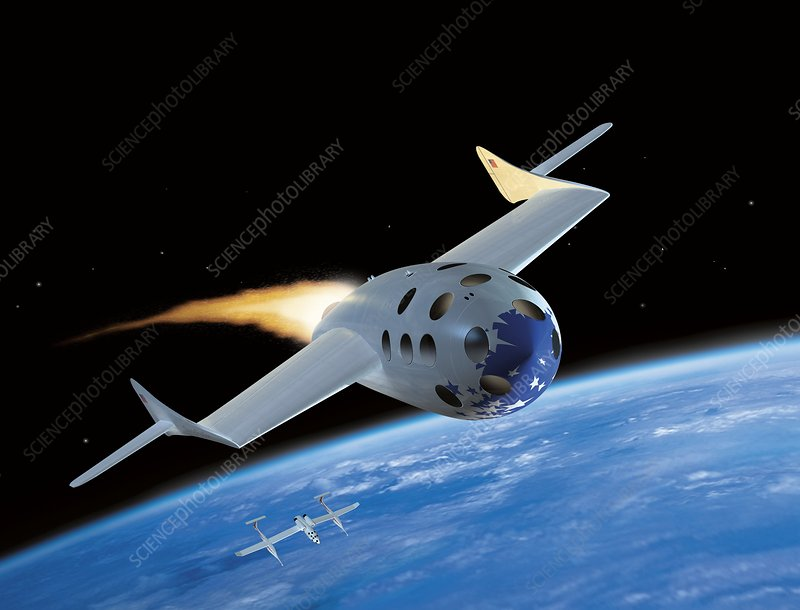 SpaceShipOne, artwork