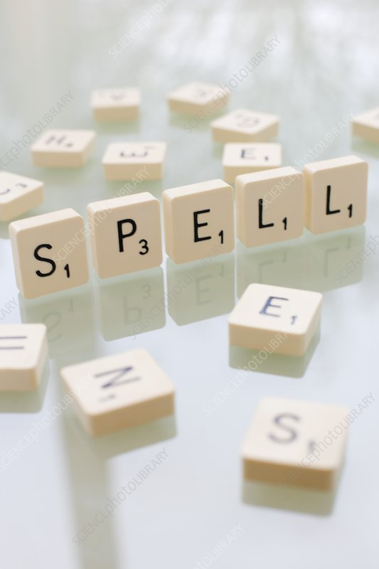 Spelling, conceptual image