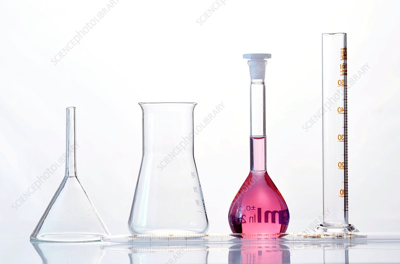 Chemistry glass-ware