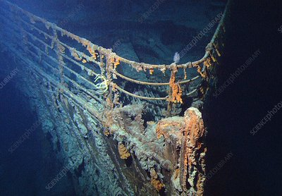 Wreck of RMS Titanic