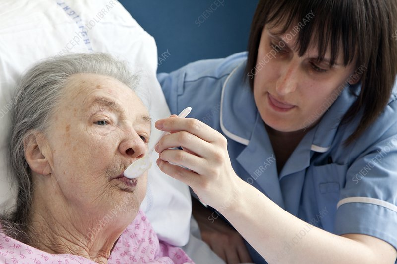 Geriatric hospital care