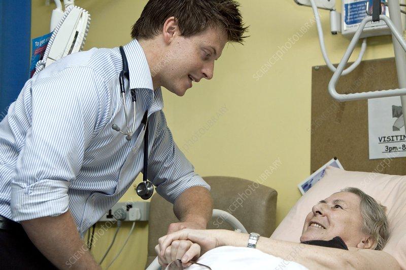 Hospital consultation