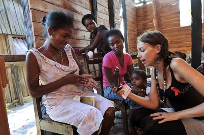 HIV education, Madagascar