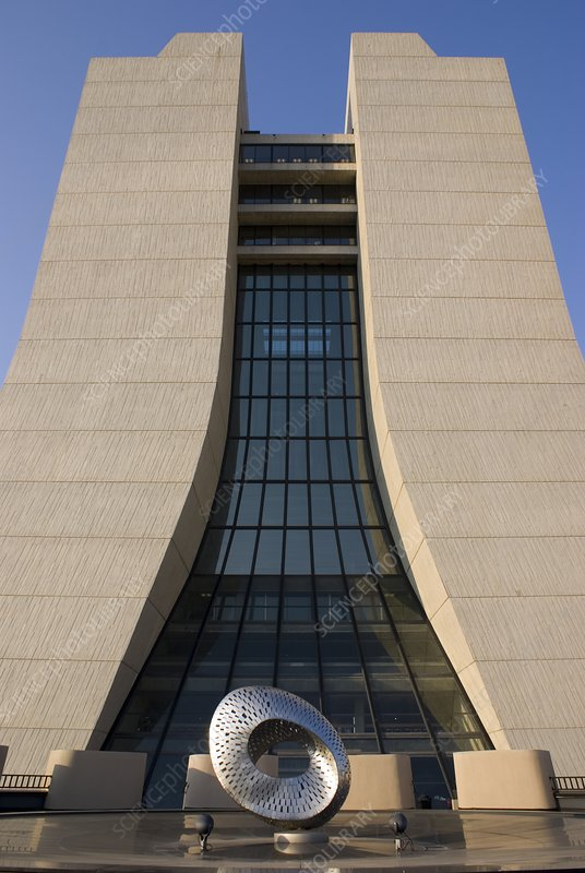 Wilson Hall at Fermilab
