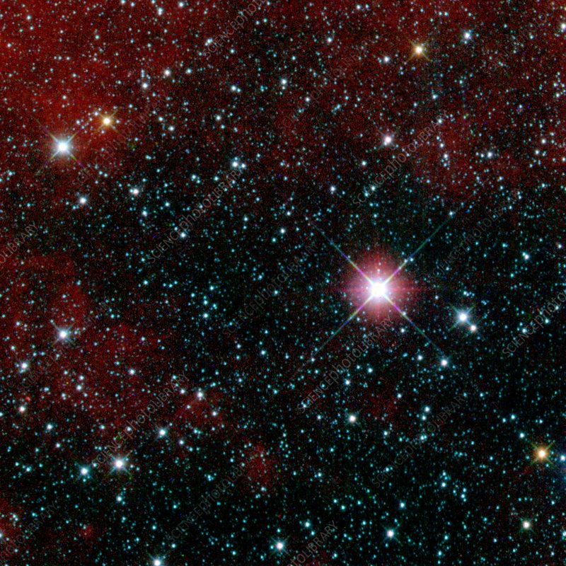 First Light', space telescope image