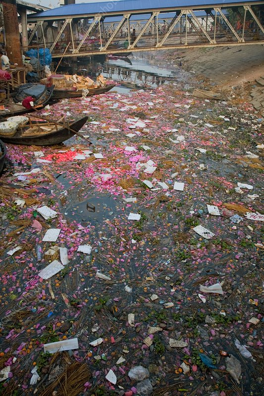 Buriganga river pollution, Bangladesh